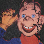 andy warhol - Howdy Doody 38X38