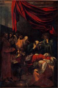 Caravaggio, La morte della Vergine, il quadro rifiutato per un eccesso di realismo e la mancanza completa di proiezioni soprannaturali