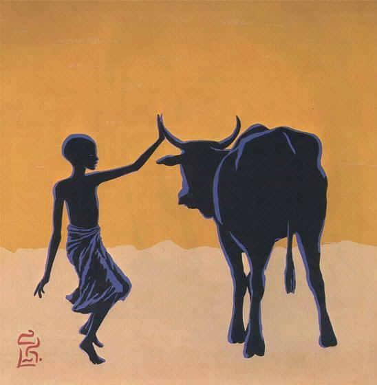 Cat Stevens, un dipinto del 1972