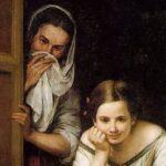 Quadri di donne alla finestra, un significato nascosto