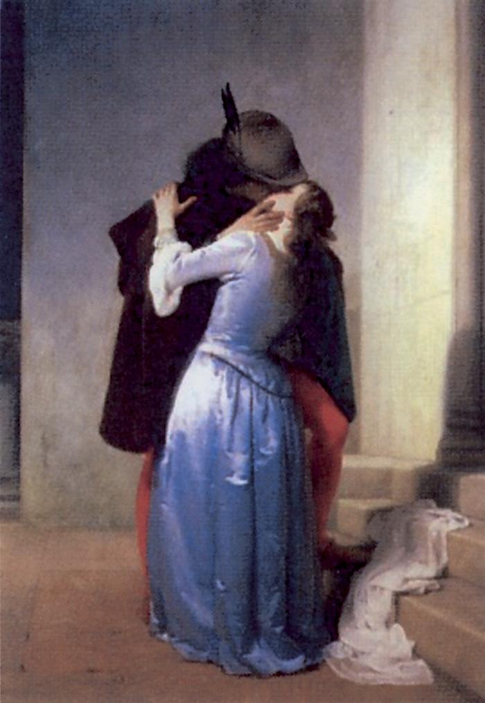 La terza versione del Bacio