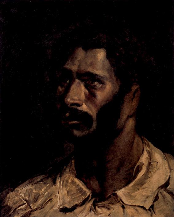 Théodore Géricault, Il carpentiere della Medusa.