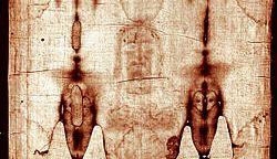 Il volto della Sacra Sindone in positivo, come potevano vederla i templari