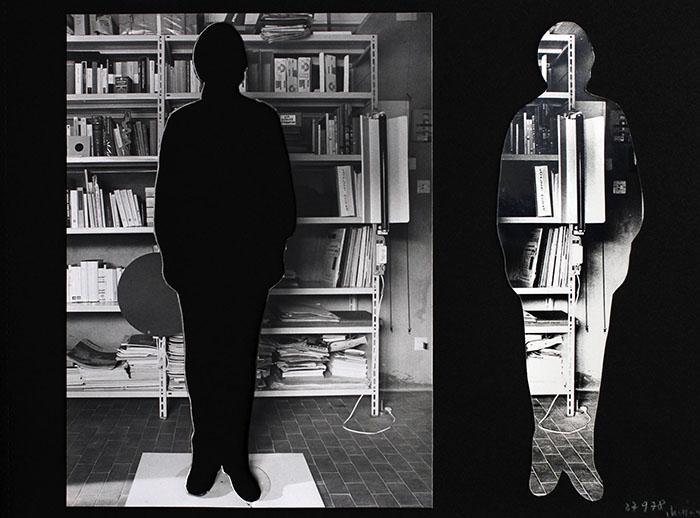 Gianfranco Chiavacci, Collage fotografico dall'opera GF360, 1978
