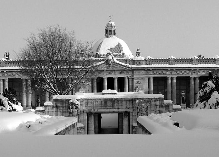 Certosa di Bologna, Chiostro VI o dei Caduti della Grande Guerra, 1900-1934