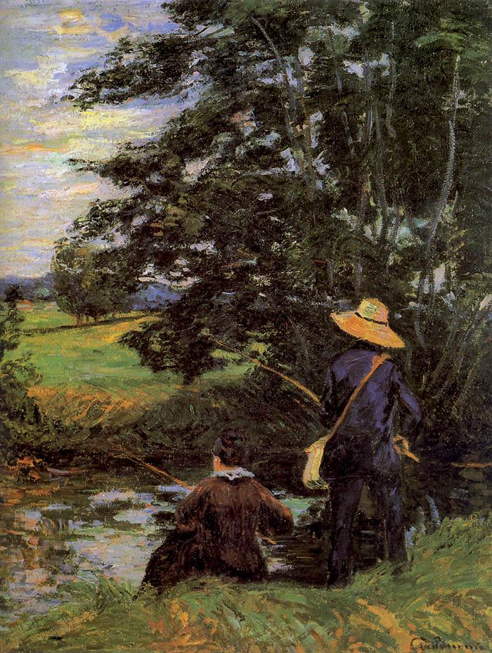 Guillaumin, I pescatori, 1885.