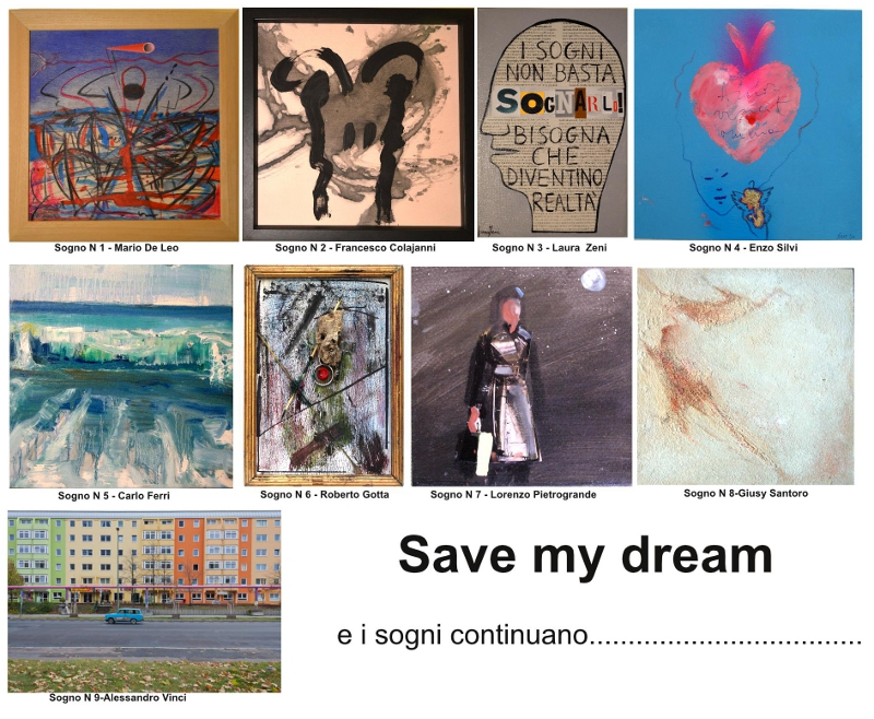 I primi 9 sogni di Save My Dream.rid
