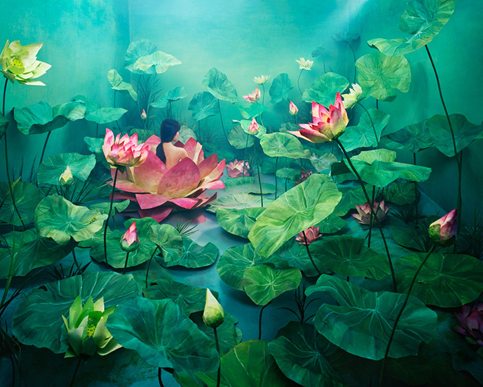Resurrection Foto di Jee Young Lee, Courtesy Opiom Gallery