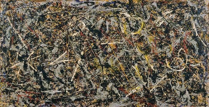 Pollock, Alchemy