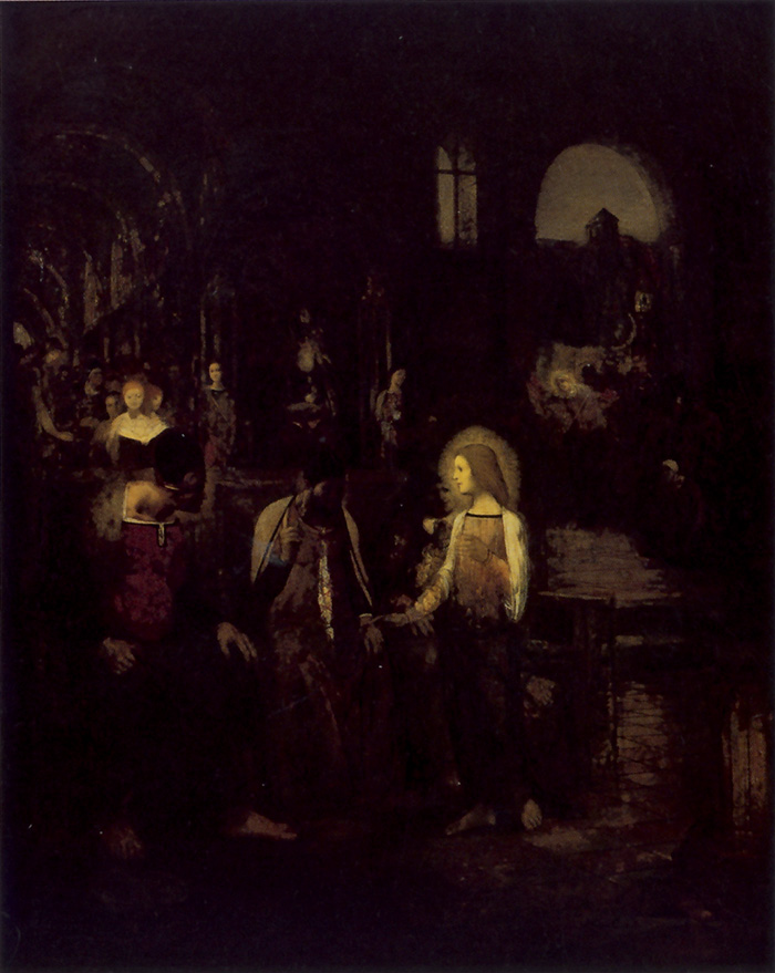 Georges Rouault, Gesù in mezzo ai dottori