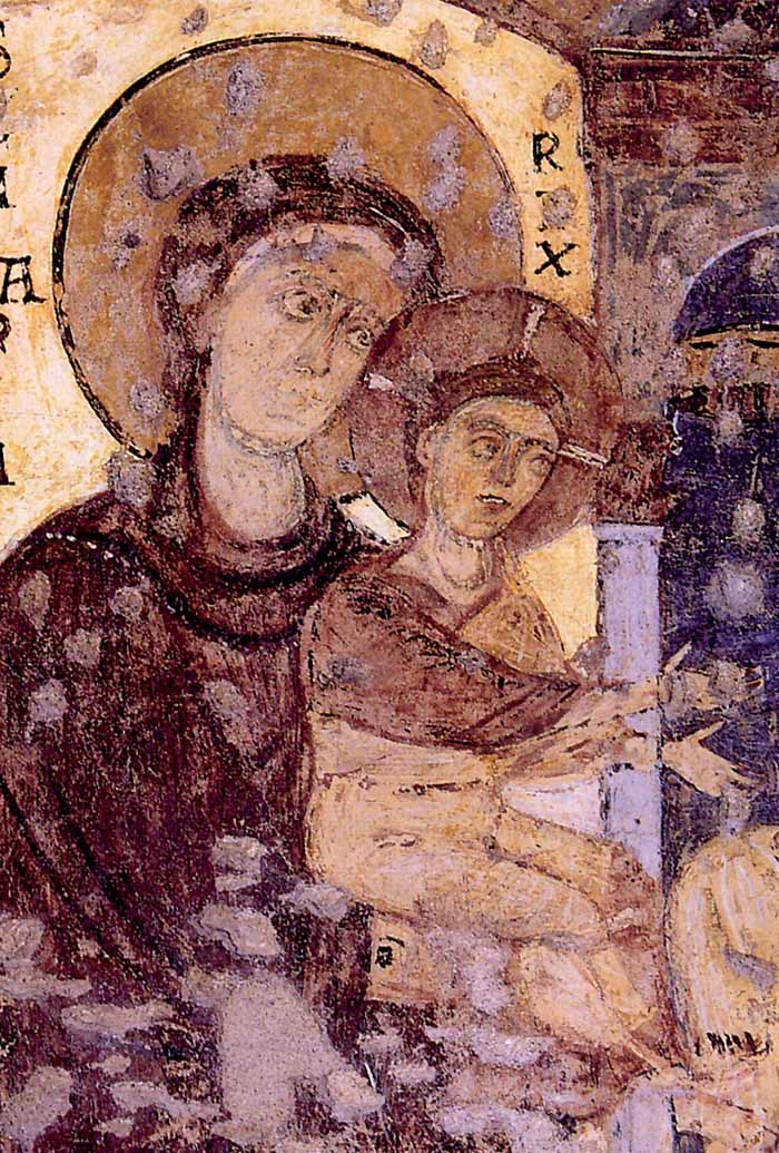 Presentazione al tempio (particolare), Casorezzo