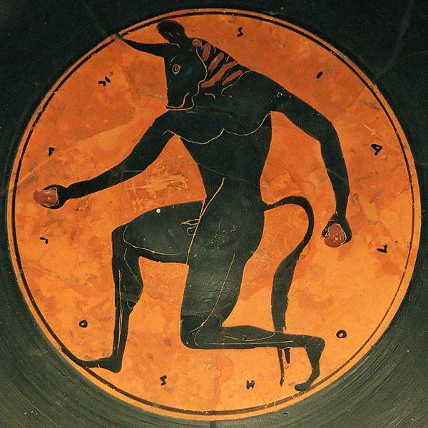 chimera minotauro