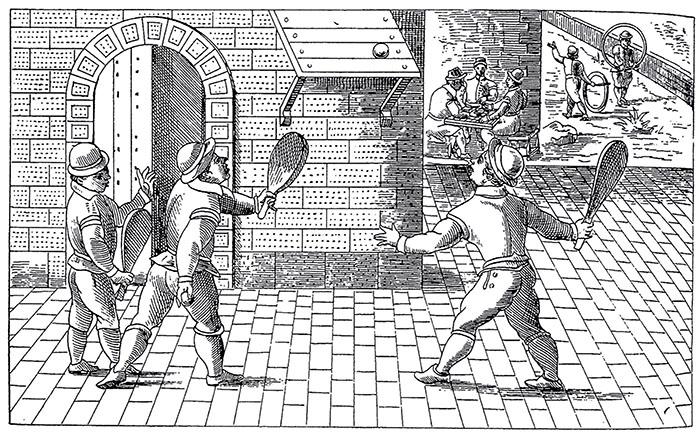 Incisione del  XVII secolo