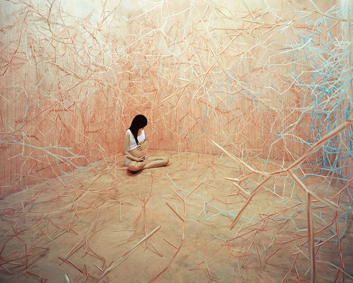 Foodchain Foto di Jee Young Lee, Courtesy Opiom Gallery