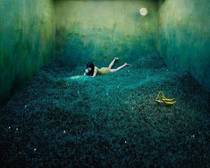 Treasure Hunt Foto di Jee Young Lee, Courtesy Opiom Gallery