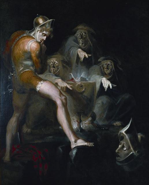 L'opera di Johan Heinrich Fussli