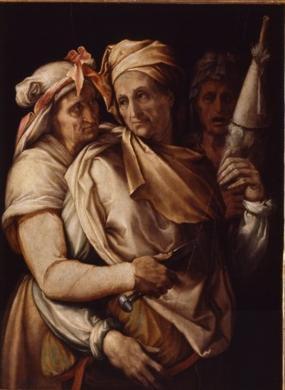 Francesco Salviati, Le tre parche