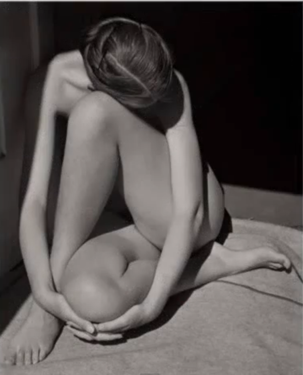 Edward Weston, Nude, 1936