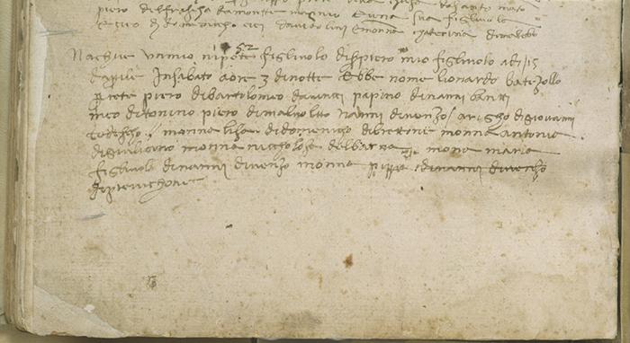Nascita di Leonardo da Vinci, 15 aprile 1452