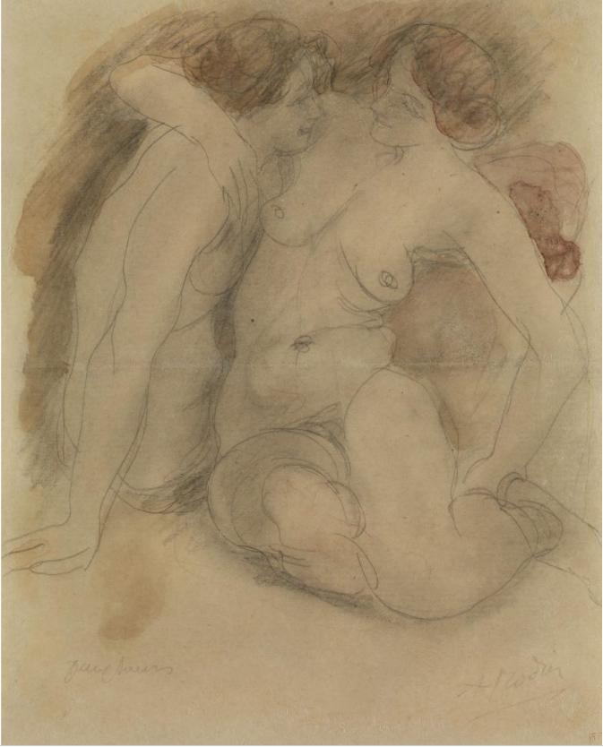 Rodin, Le due sorelle