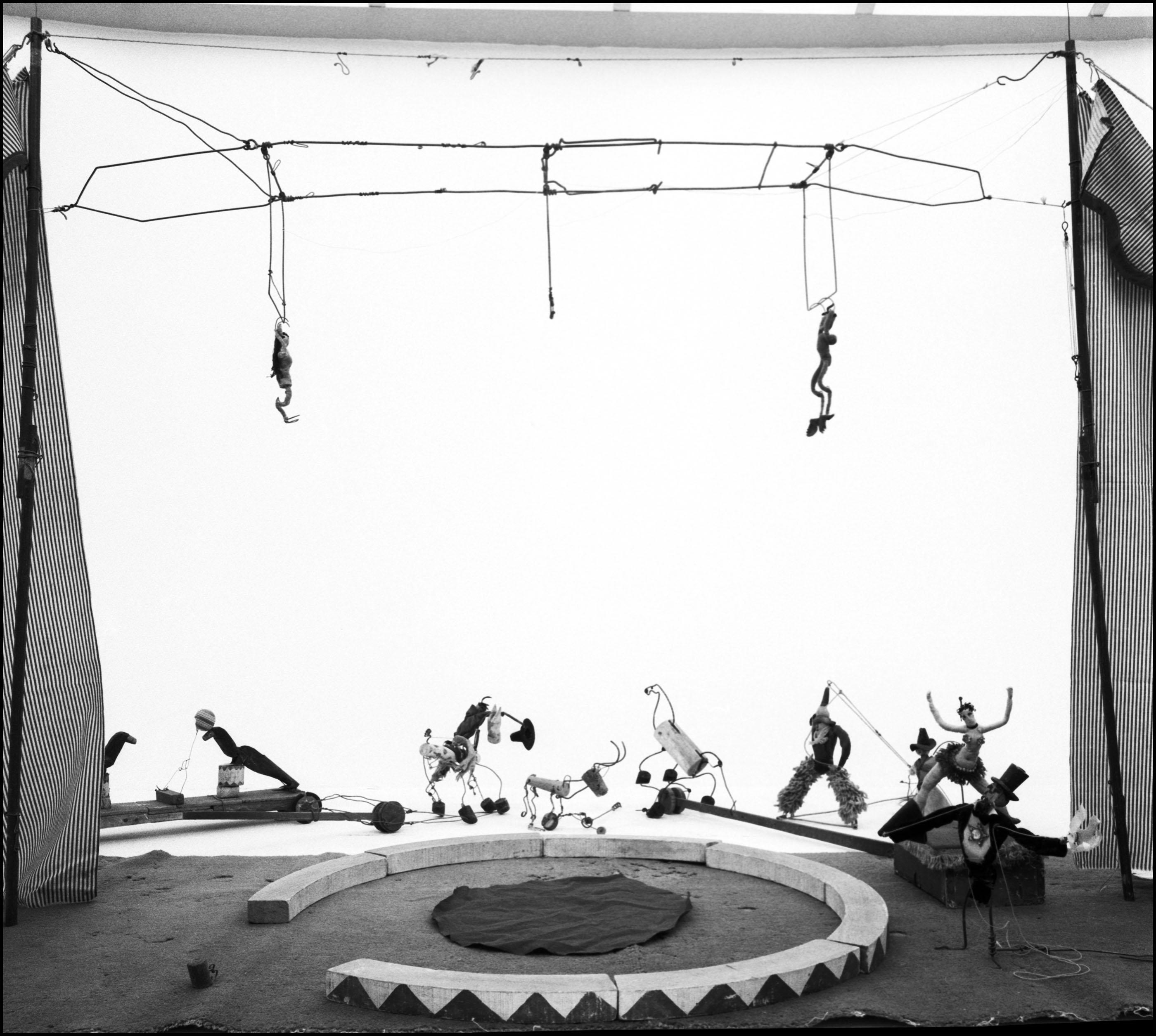 """Ugo Mulas, """"Alexander Calder"""", Sachè, 1963, Fotografia di Ugo Mulas © Eredi Ugo Mulas"""