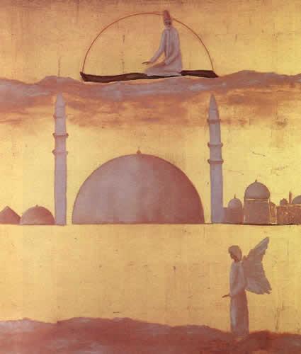 Franco Battiato, Moschea, 1996