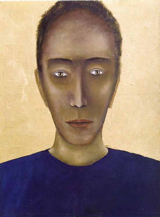 Franco Battiato, Senza titolo (Ritratto), 2000
