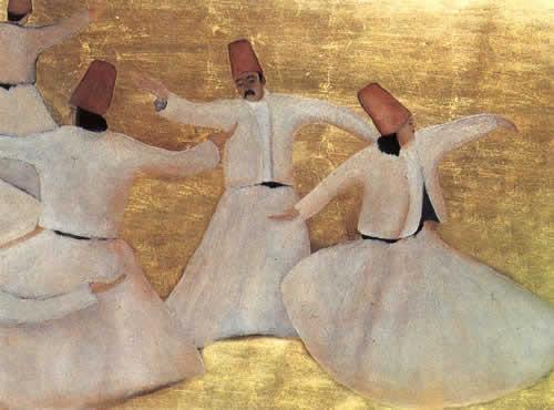 Franco Battiato, Dervisci danzanti, 1996