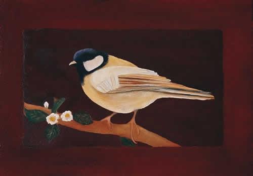 Franco Battiato, Senza titolo (Uccello)
