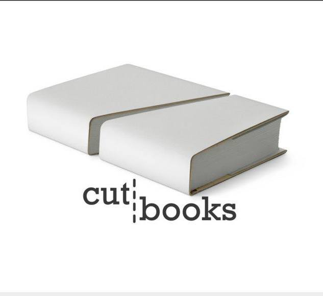 cut books logo