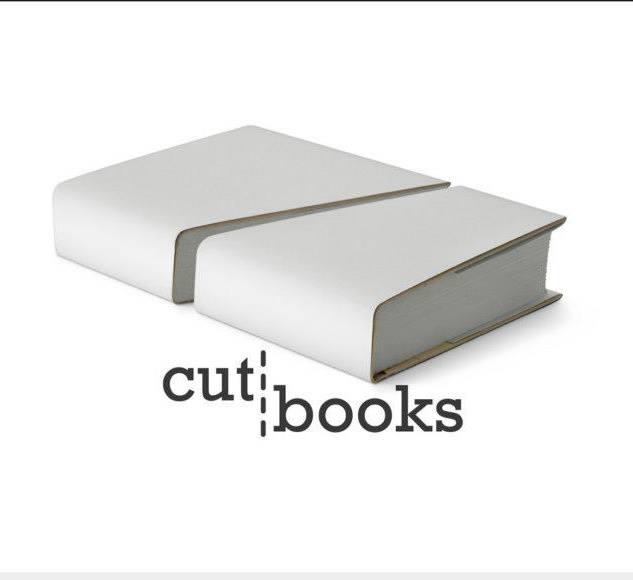 cut books logo