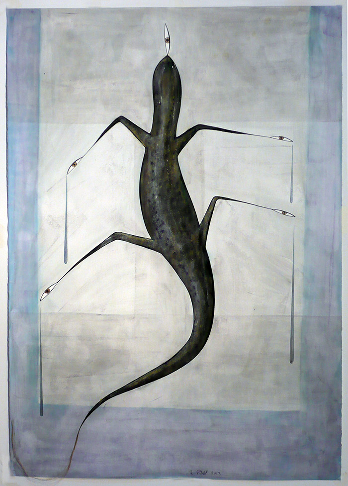 Franco Rinaldi, Lacrime sparse nel sogno, 2013