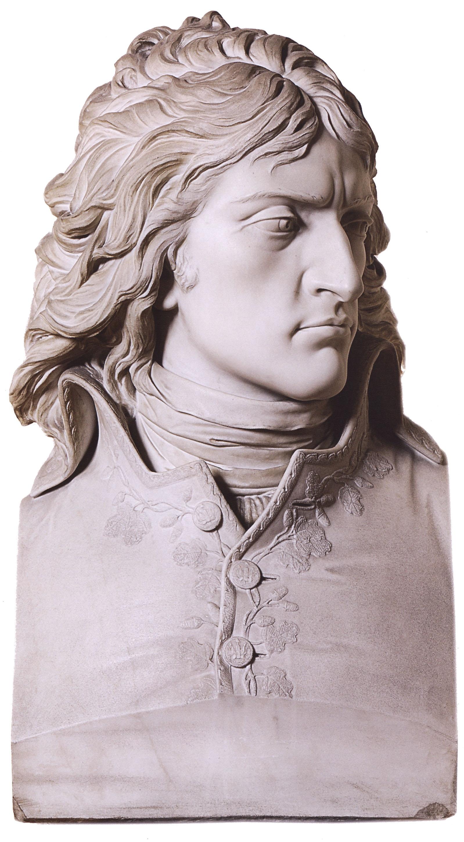 napoleone Busto Napoleone