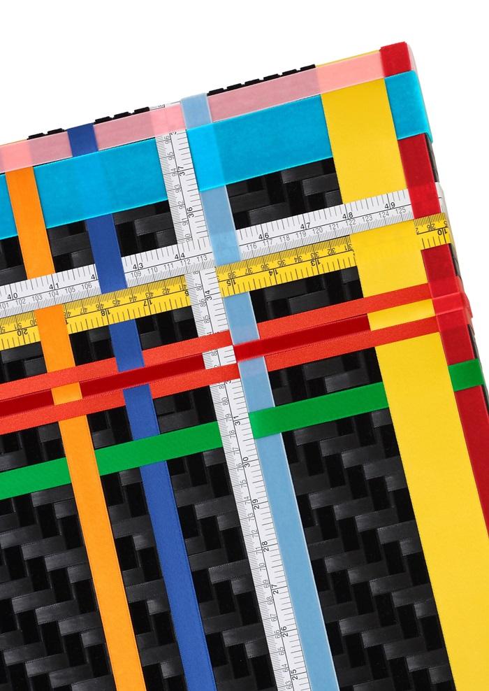 Mimmo Iacopino, Colori laterali (Particolare) 90x120 Cm