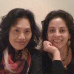 Alessandra Urso con Liu Manwen