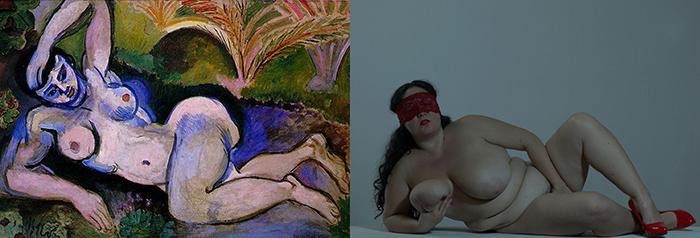 Dialogo inventato con Matisse_02