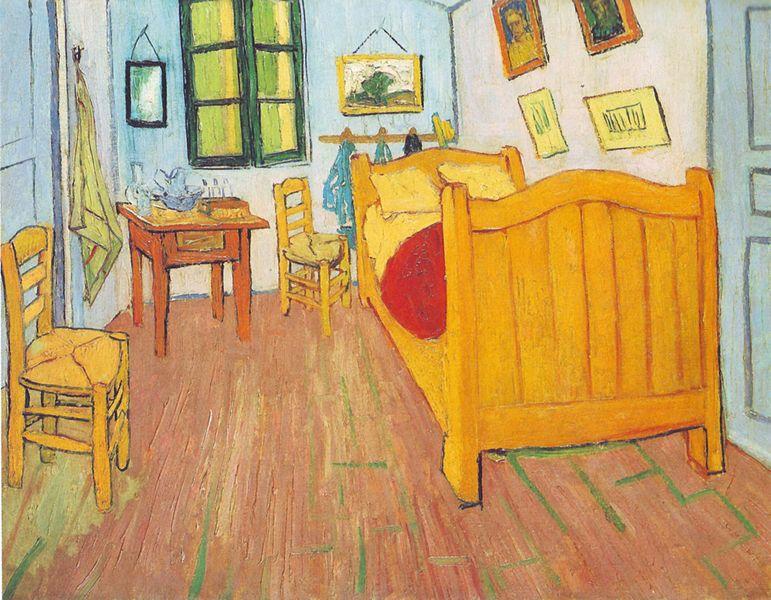 Van Gogh fu uno degli autori che soffrirono massimamente il mancato consenso e l'impossibilità di mantenersi con i propri quadri.E' da questi casi clamorosi che si è sviluppato un concetto nuovo rispetto alle vendite delle opere, fino a settant'anni dalla morte dell'autore.