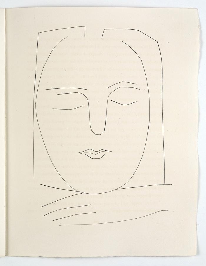 Carmen, planche XX, 1949, bulino