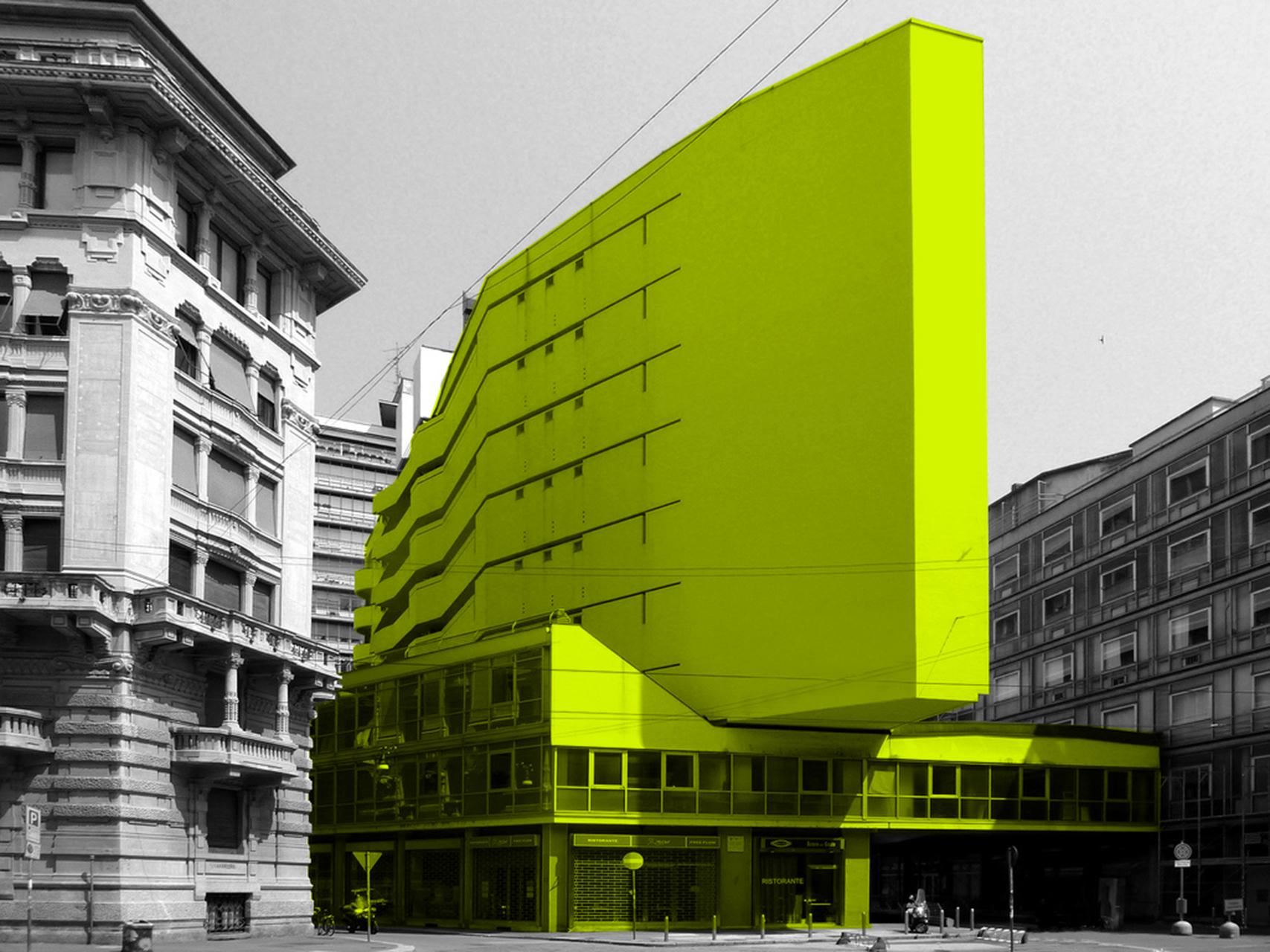Il padiglione italia alla 14ma mostra internazionale di for Architettura fascista in italia