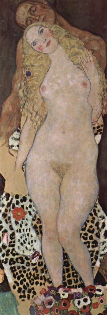 Gustav Klimt, Adamo ed Eva
