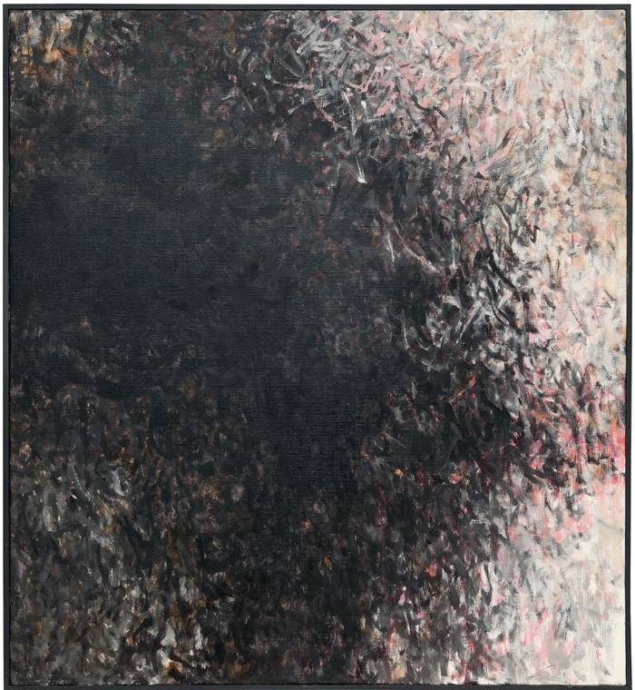 Michael Roegler, K 4 1976, 68x62 cm