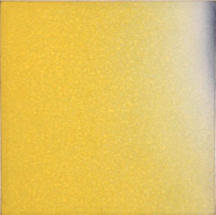 Michael Roegler, KUNSTSTOFFDISP., 1970, 130x130 cm