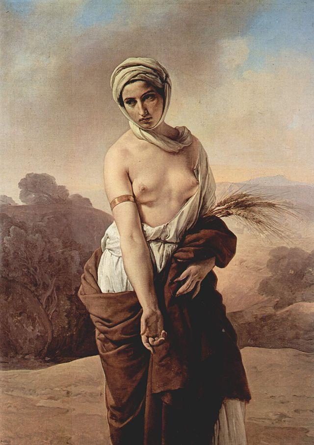 Ruth (1835) Collezioni Comunali d'Arte Antica, Bologna