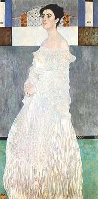Il ritratto di Margaret Stonborough Wittgenstein, sorella del filosofo, realizzato da Klimt nel 1905