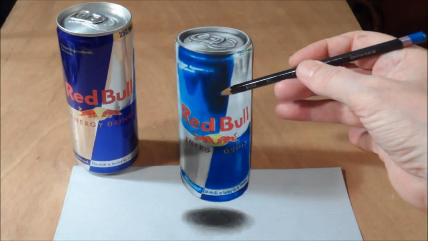 Disegni e prospettiva fai volare una lattina a mezz 39 aria for Disegnare una stanza in 3d