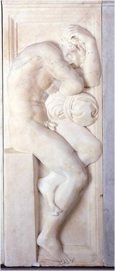 Baccio Bandinelli, Profeta, marmo, Firenze, Museo dell'Opera del Duomo