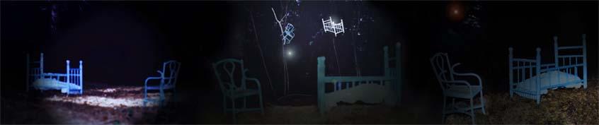 Cristina Cherchi, Essi compaiono nella buia notte del bosco