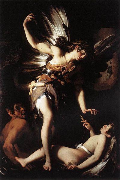 L'Amour Divin et l'Amour Profane (1602-1603) - huile sur toile, 179 × 118 cm. Staatliche Museen, Berlin.