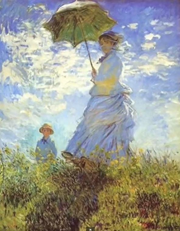 Il parasole nell'arte 2