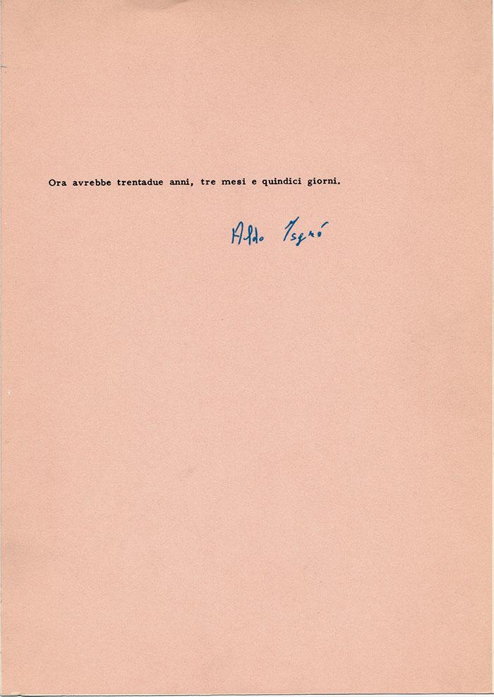 Variante IV (foglio 1)